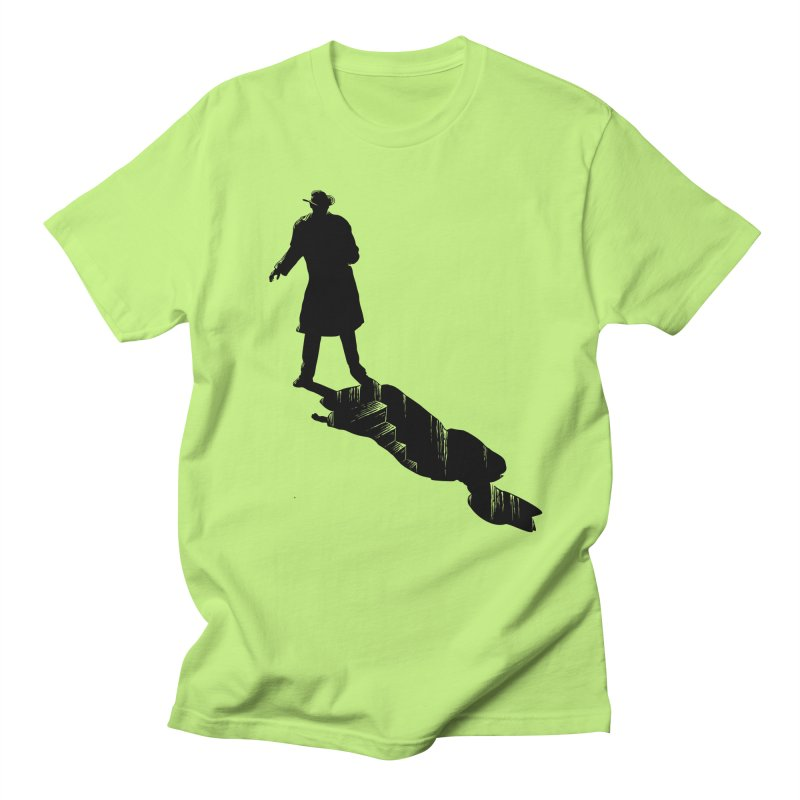 The 2nd Man Men's T-shirt by jmg's Artist Shop