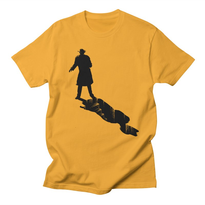 The 2nd Man Men's T-shirt by jmg's Artist Shop
