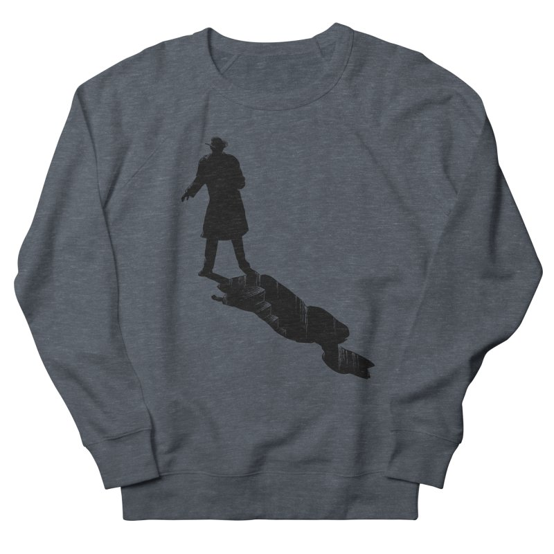 The 2nd Man Men's Sweatshirt by jmg's Artist Shop