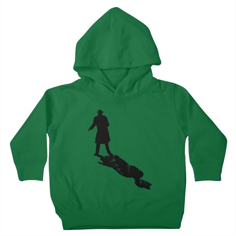 The 2nd Man Kids Toddler Pullover Hoody by jmg's Artist Shop