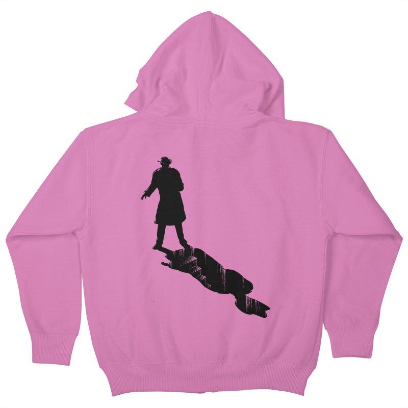 The 2nd Man Kids Zip-Up Hoody by jmg's Artist Shop