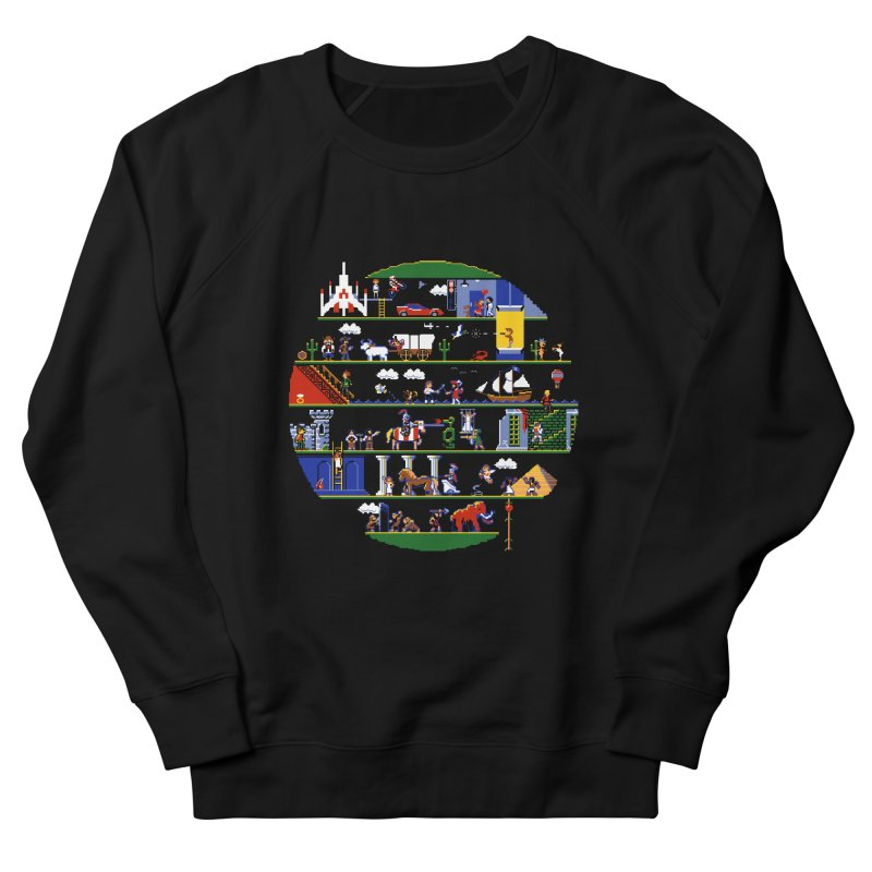 8-bit History of the World   by jmg's Artist Shop