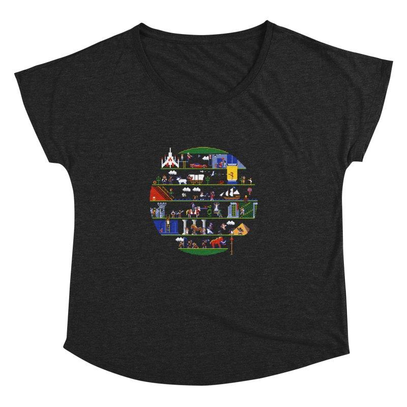 8-bit History of the World   by jmg's Artist Shop