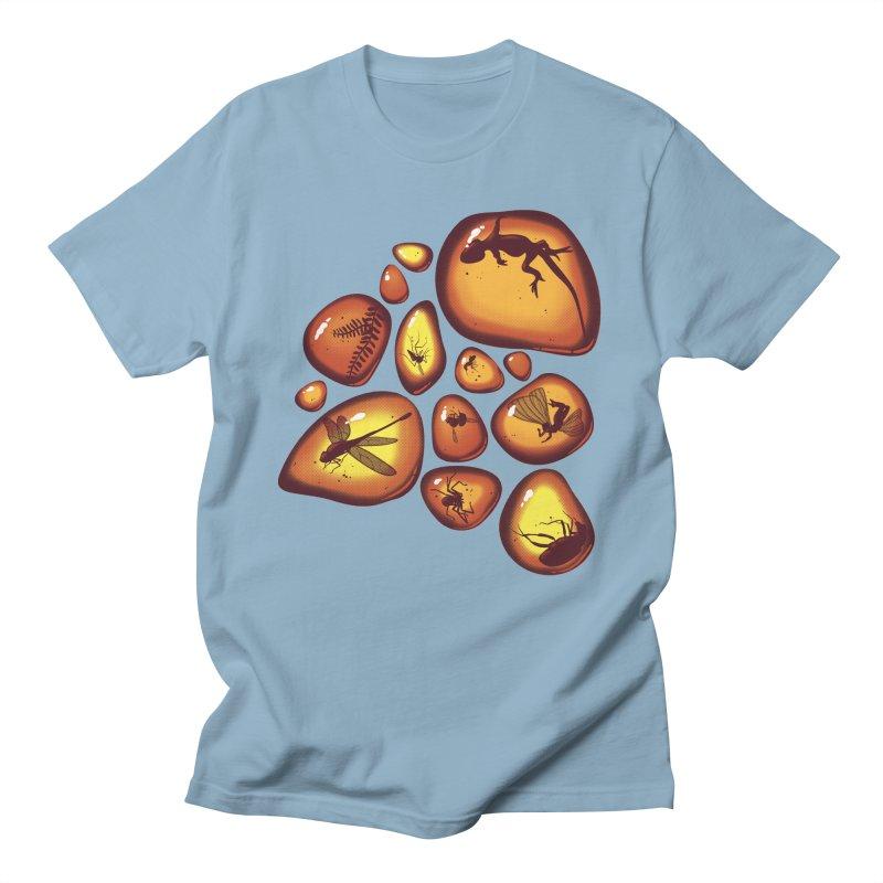 Amber Men's T-Shirt by jmg's Artist Shop