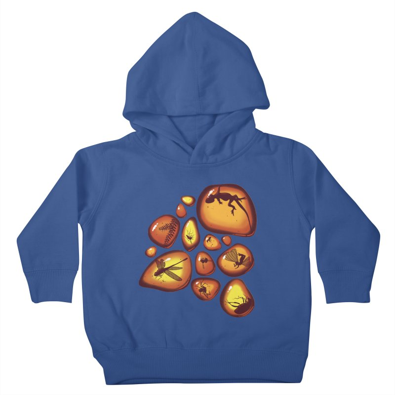 Amber Kids Toddler Pullover Hoody by jmg's Artist Shop