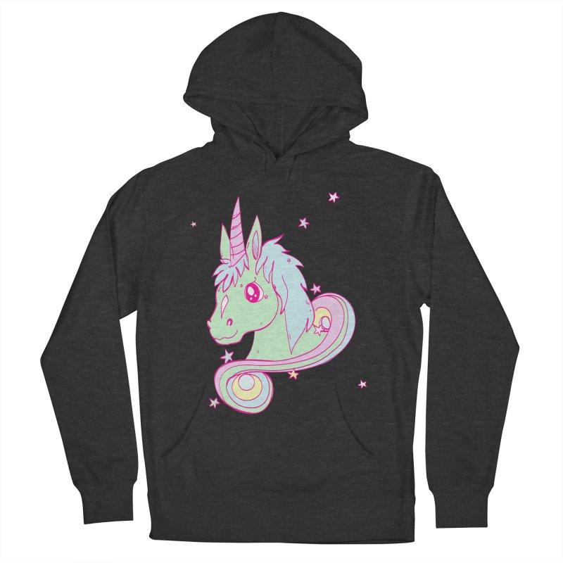 Unicorn mix Women's Pullover Hoody by JMK's Artist Shop