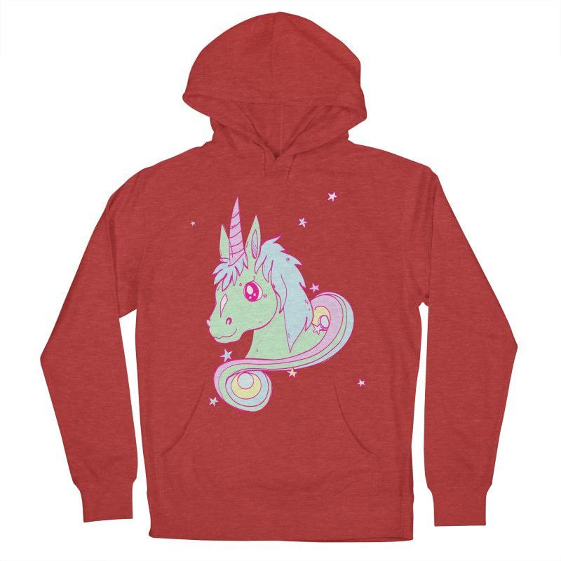 Unicorn mix Women's Pullover Hoody by JMK's Artist Shop