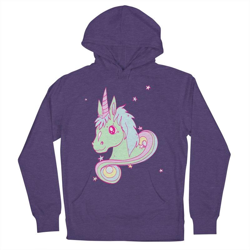 Unicorn mix Men's Pullover Hoody by JMK's Artist Shop