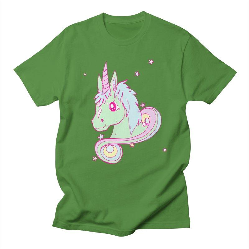 Unicorn mix Men's T-shirt by JMK's Artist Shop