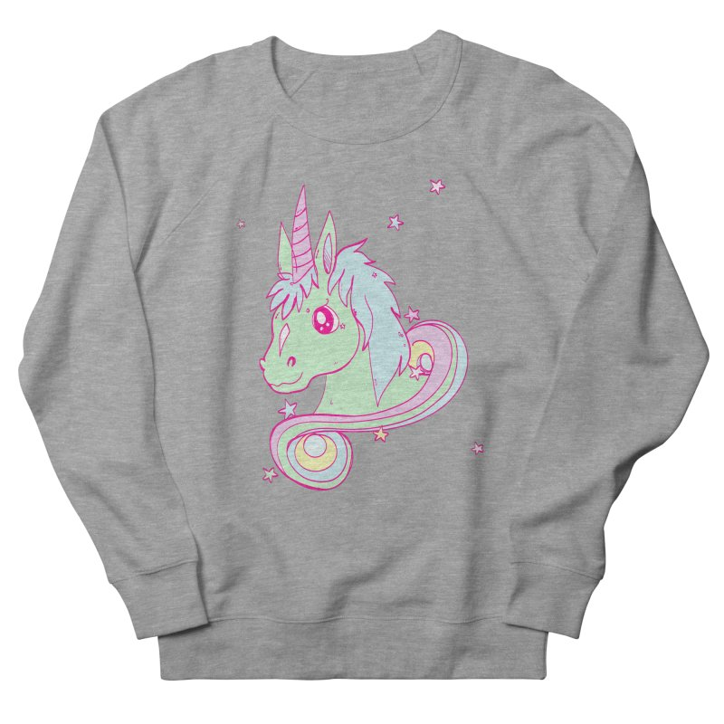 Unicorn mix Men's Sweatshirt by JMK's Artist Shop