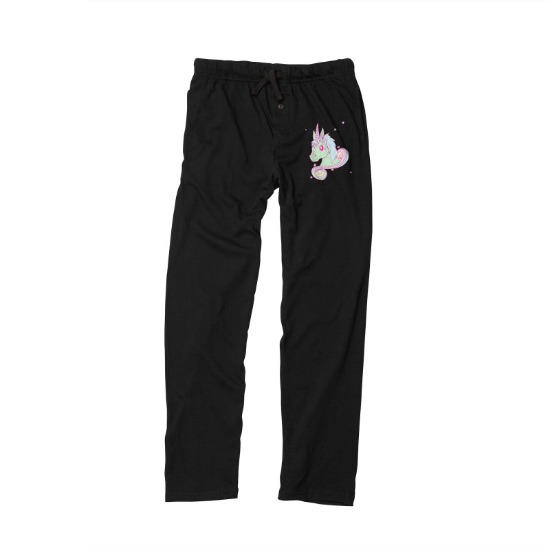 Unicorn mix Women's Lounge Pants by JMK's Artist Shop