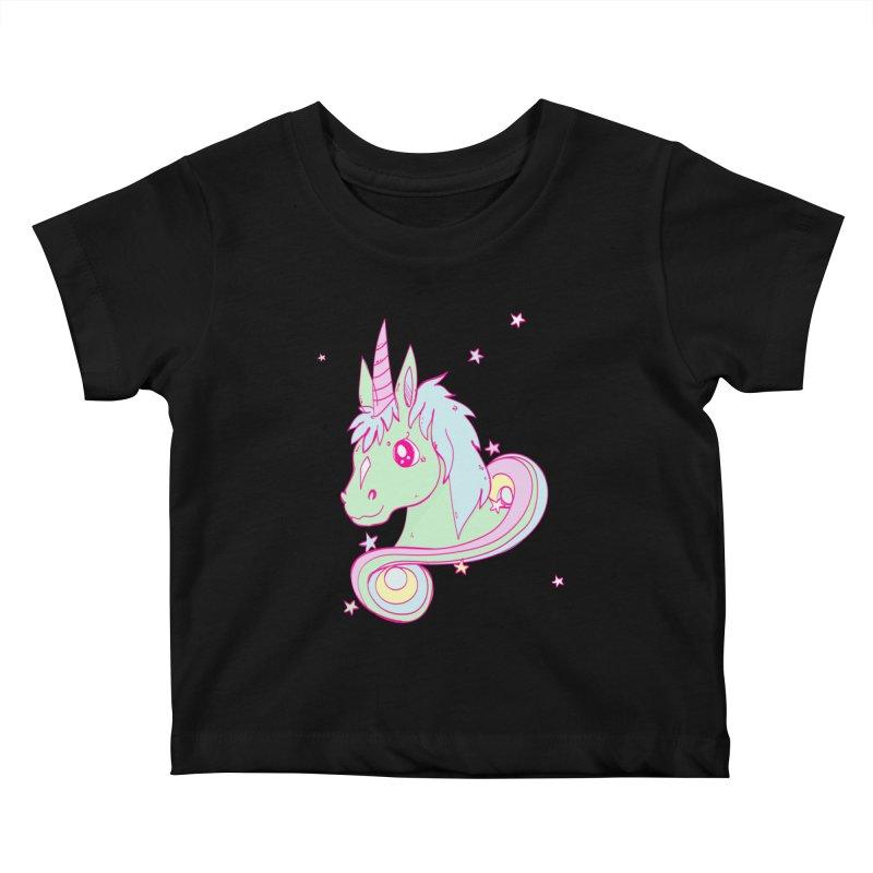 Unicorn mix Kids Baby T-Shirt by JMK's Artist Shop
