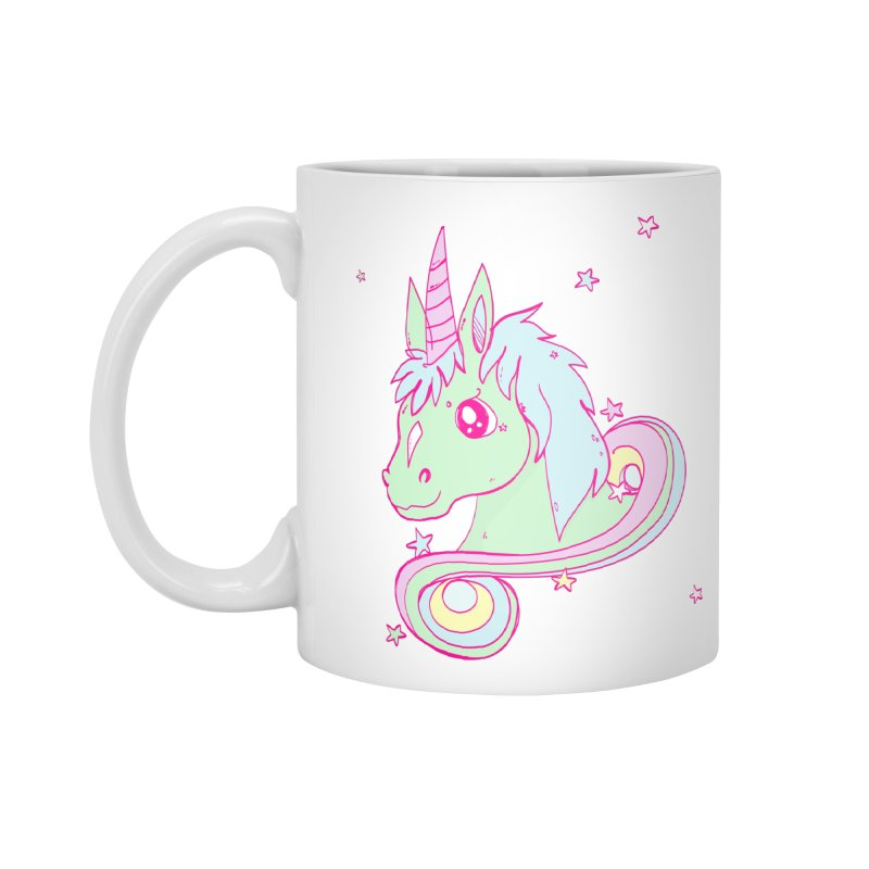 Unicorn mix Accessories Mug by JMK's Artist Shop