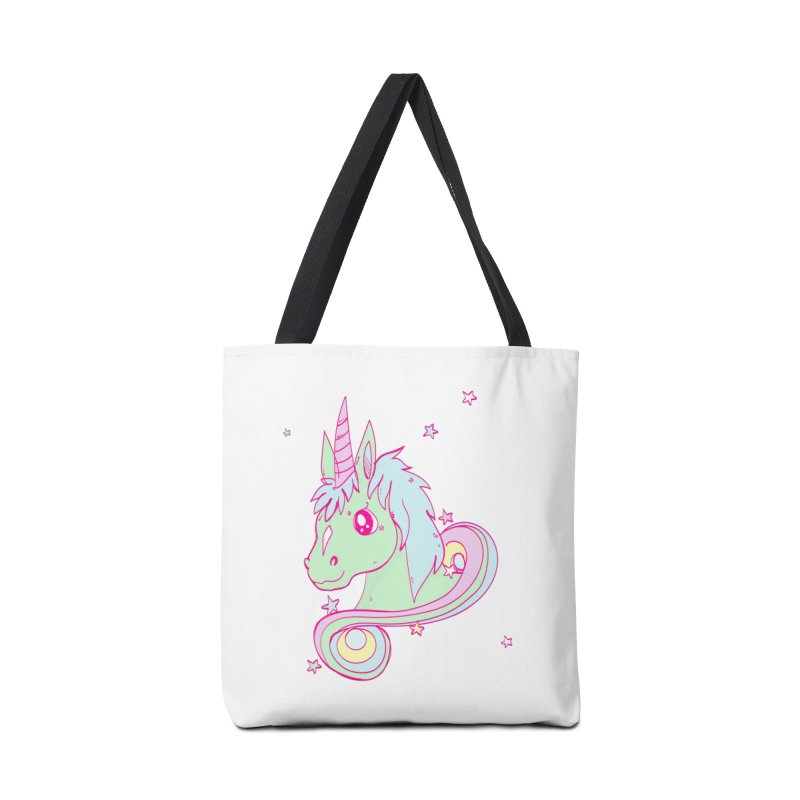 Unicorn mix Accessories Bag by JMK's Artist Shop