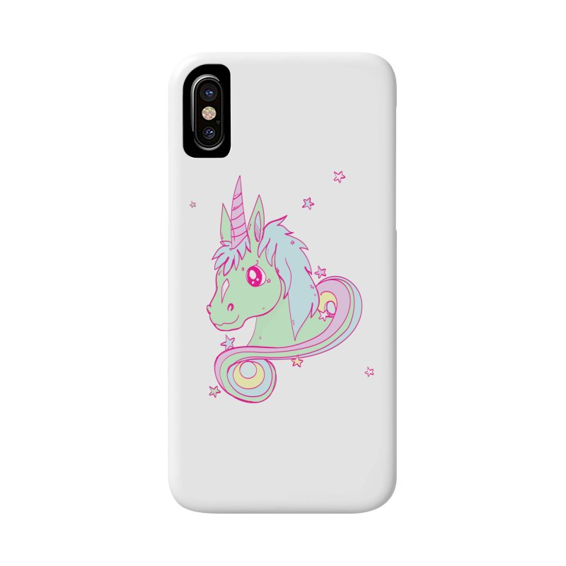 Unicorn mix Accessories Phone Case by JMK's Artist Shop