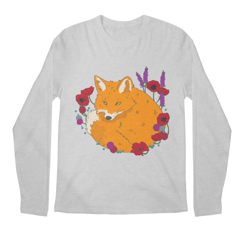 Wildfox Men's Longsleeve T-Shirt by JMK's Artist Shop
