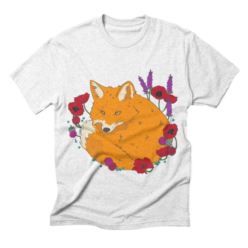 Wildfox Men's Triblend T-shirt by JMK's Artist Shop