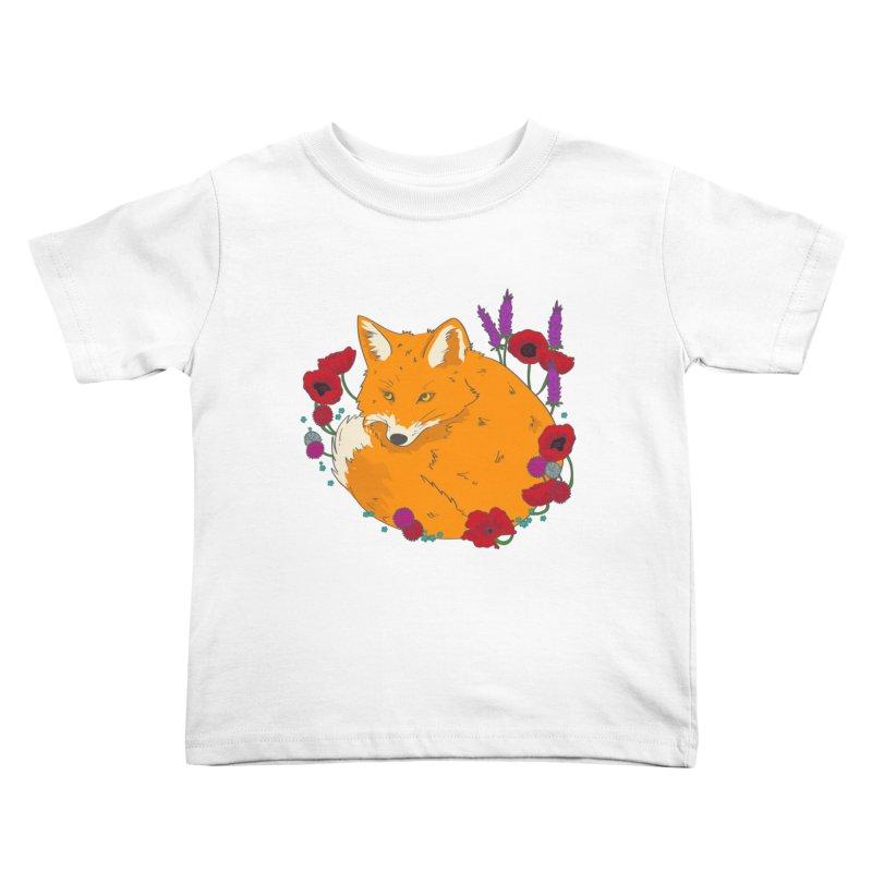 Wildfox Kids Toddler T-Shirt by JMK's Artist Shop