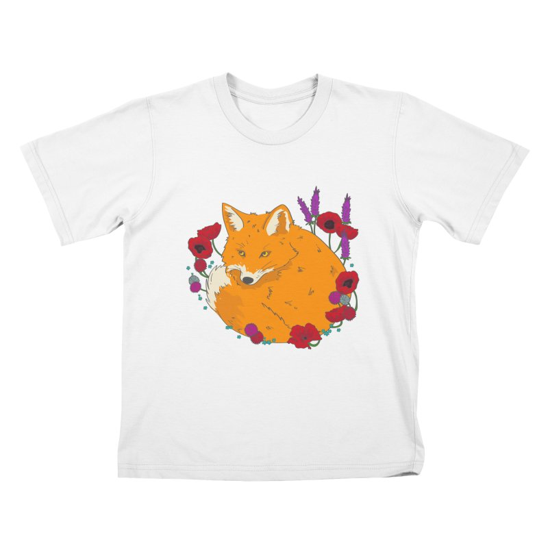 Wildfox Kids T-shirt by JMK's Artist Shop