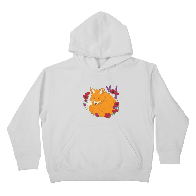 Wildfox Kids Pullover Hoody by JMK's Artist Shop
