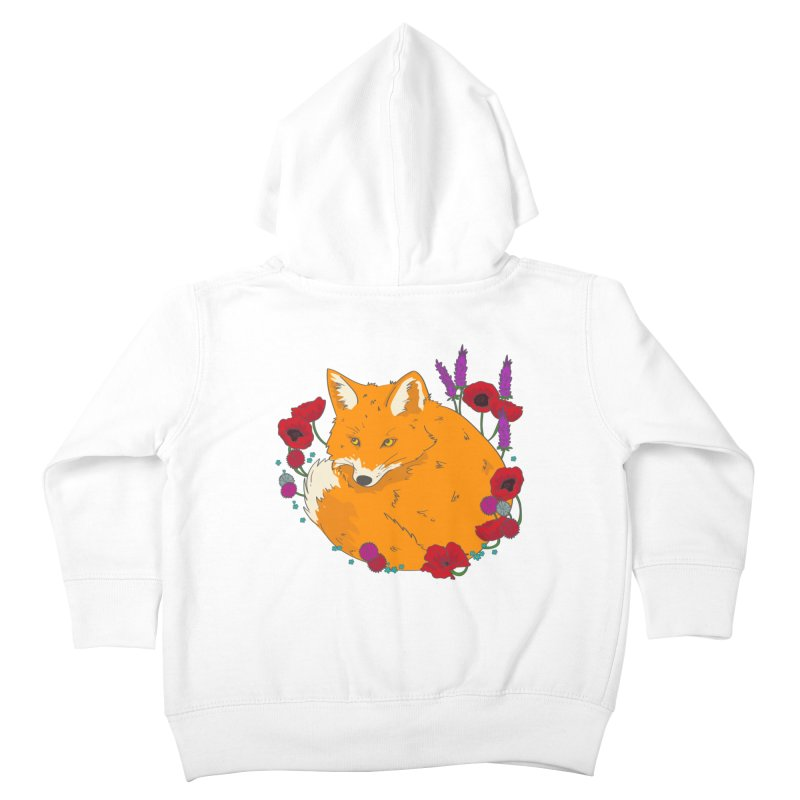 Wildfox Kids Toddler Zip-Up Hoody by JMK's Artist Shop