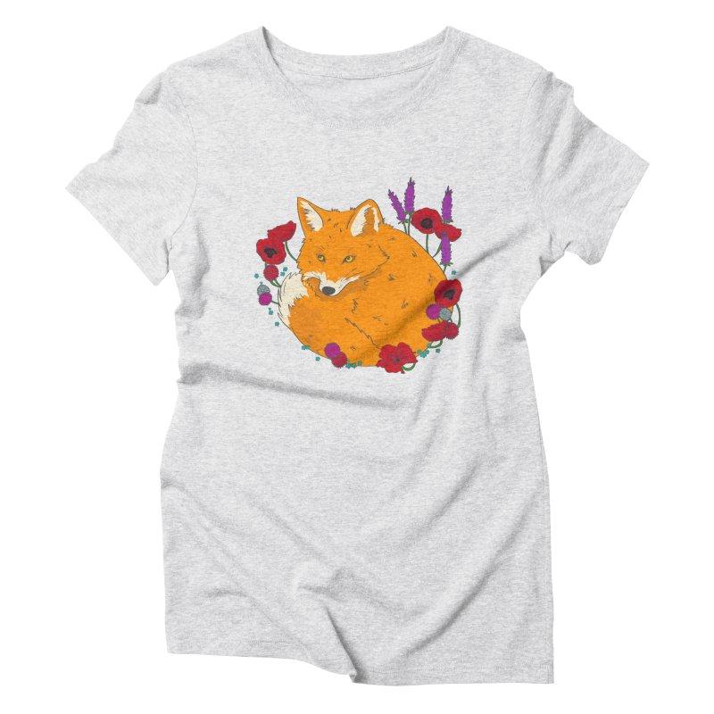 Wildfox Women's Triblend T-shirt by JMK's Artist Shop