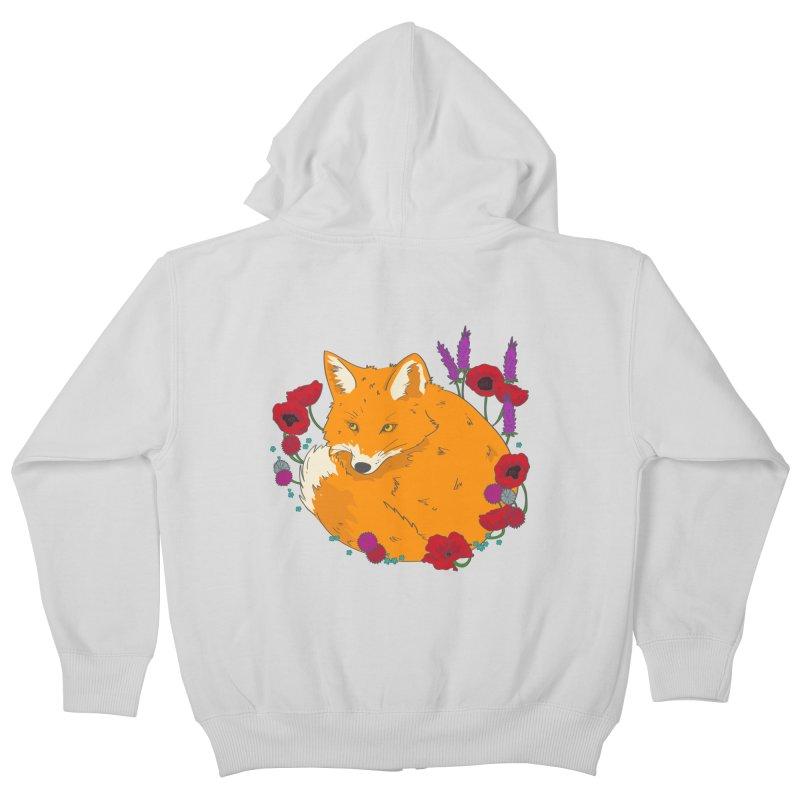 Wildfox Kids Zip-Up Hoody by JMK's Artist Shop