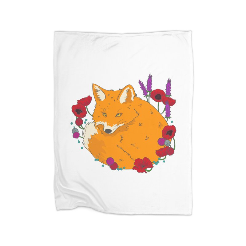 Wildfox Home Blanket by JMK's Artist Shop