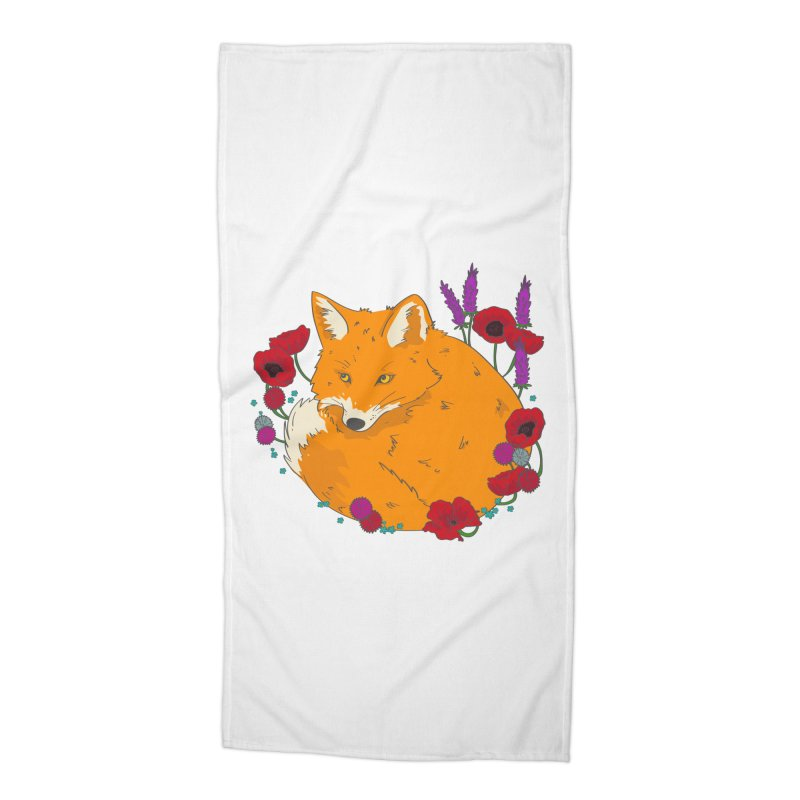 Wildfox Accessories Beach Towel by JMK's Artist Shop