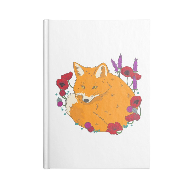 Wildfox Accessories Notebook by JMK's Artist Shop