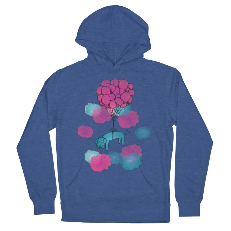 Flying away Women's Pullover Hoody by JMK's Artist Shop
