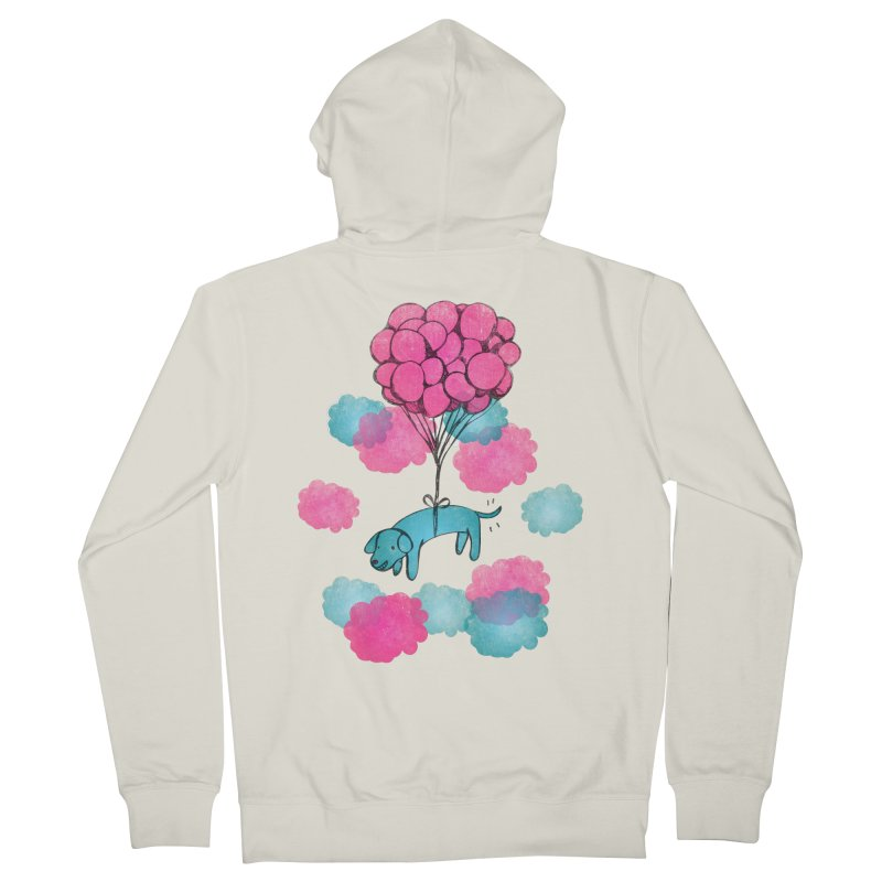 Flying away Women's Zip-Up Hoody by JMK's Artist Shop