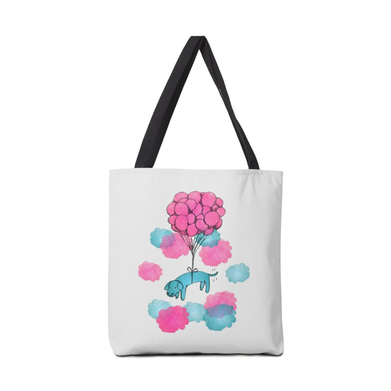 Flying away Accessories Bag by JMK's Artist Shop
