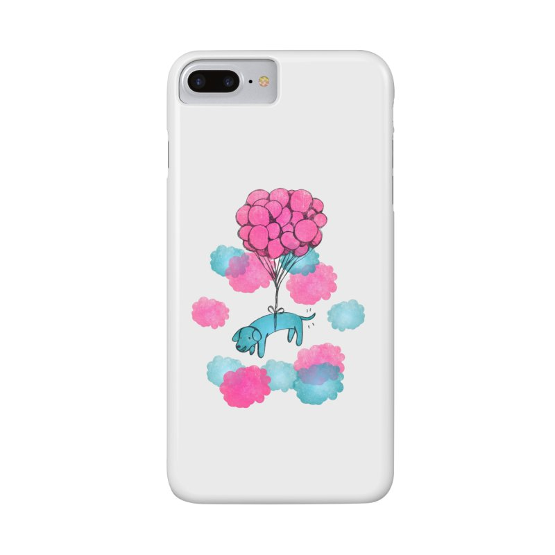 Flying away Accessories Phone Case by JMK's Artist Shop