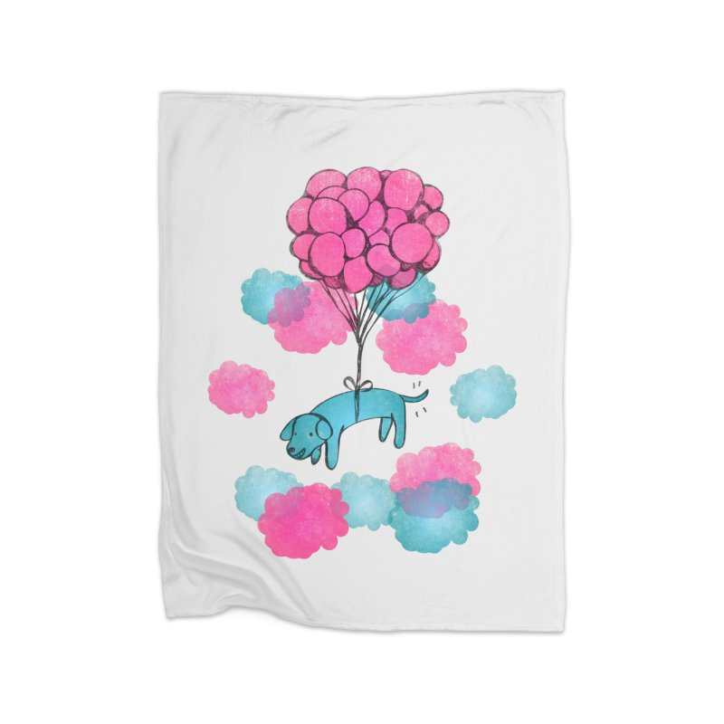 Flying away Home Blanket by JMK's Artist Shop