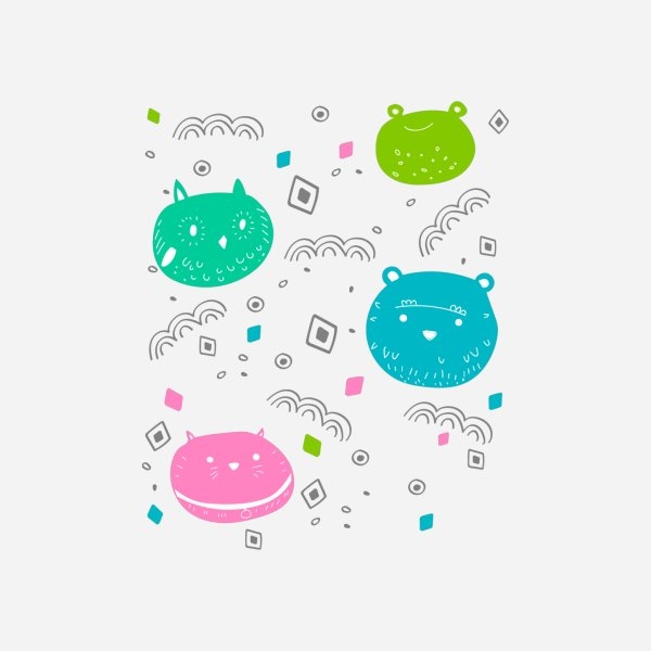 image for Cute animals pattern