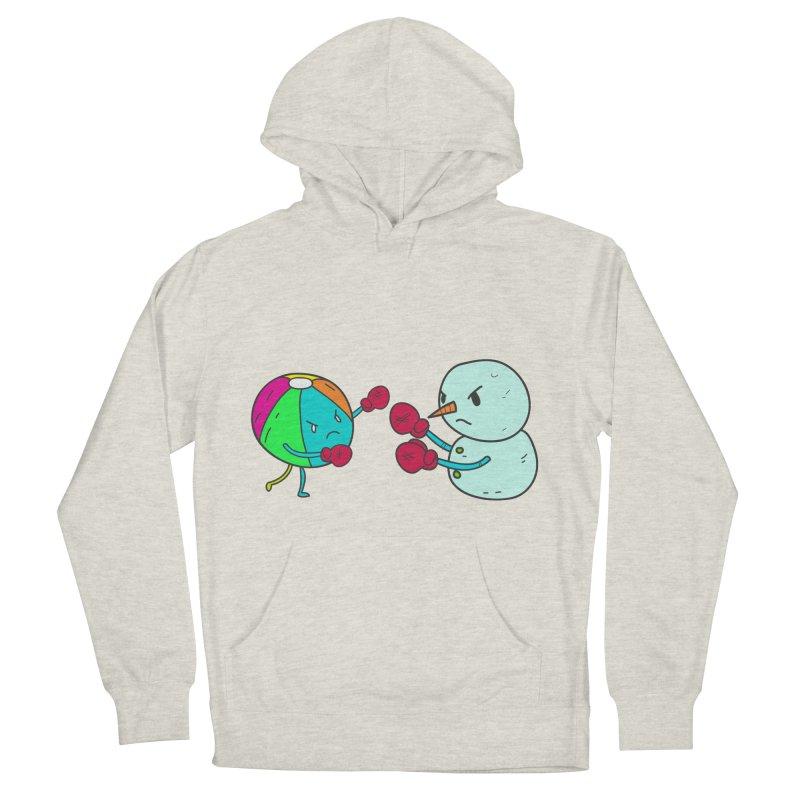 Summer v winter Men's Pullover Hoody by JMK's Artist Shop