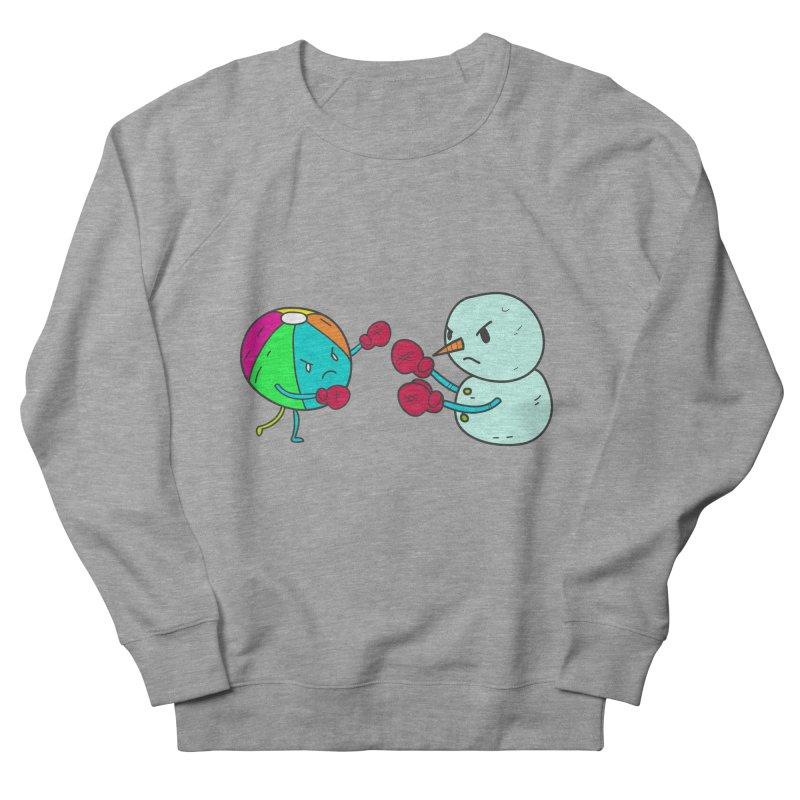 Summer v winter Women's Sweatshirt by JMK's Artist Shop