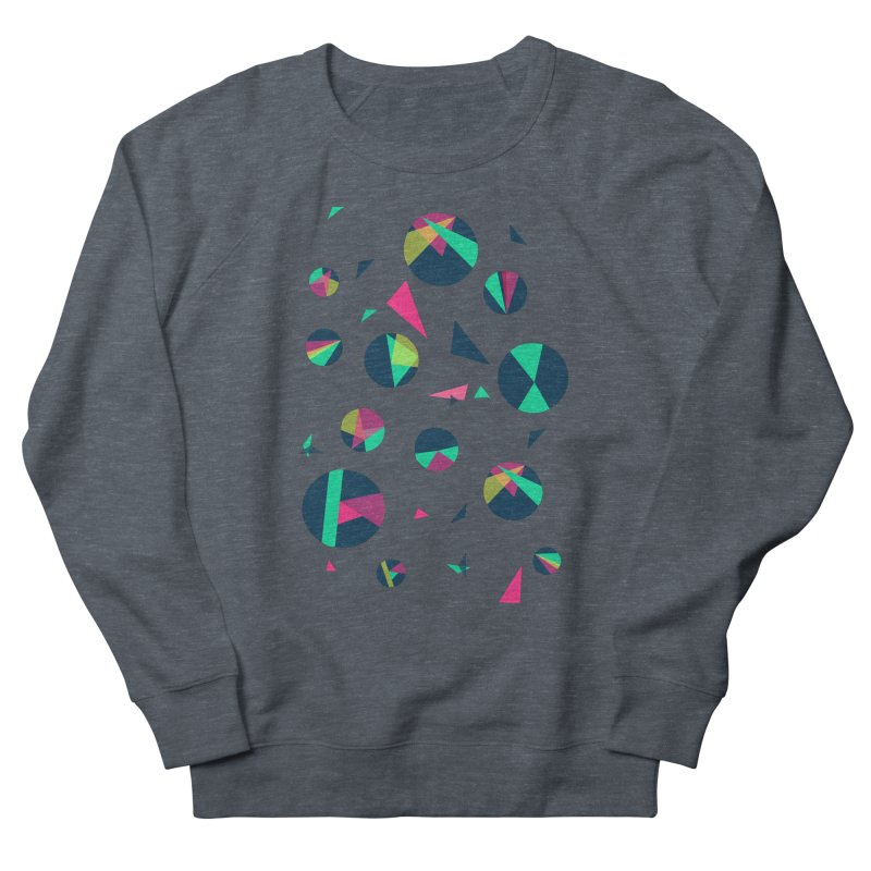 Circle Me Women's Sweatshirt by JMK's Artist Shop