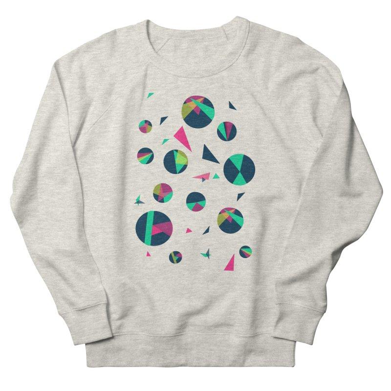 Circle Me Men's Sweatshirt by JMK's Artist Shop