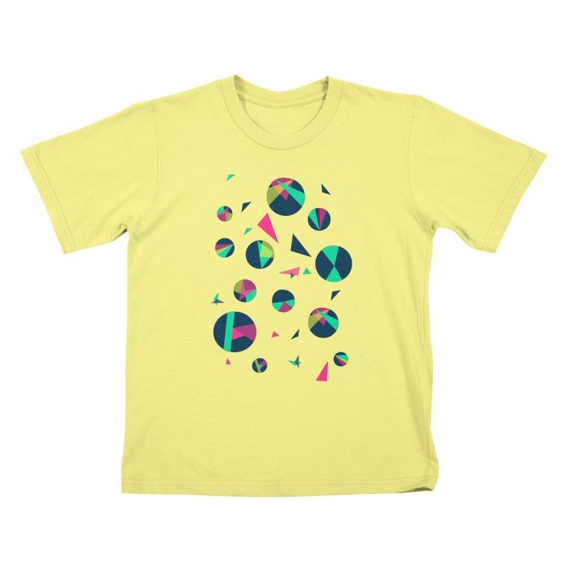 Circle Me Kids T-shirt by JMK's Artist Shop