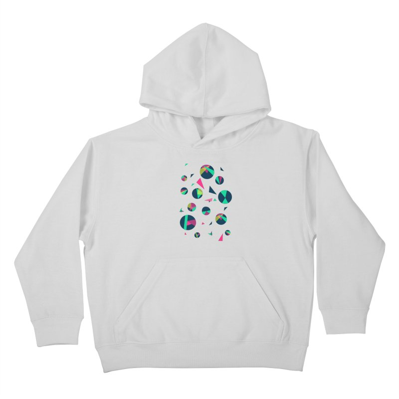 Circle Me Kids Pullover Hoody by JMK's Artist Shop