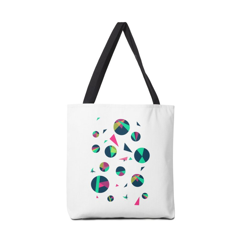 Circle Me Accessories Bag by JMK's Artist Shop
