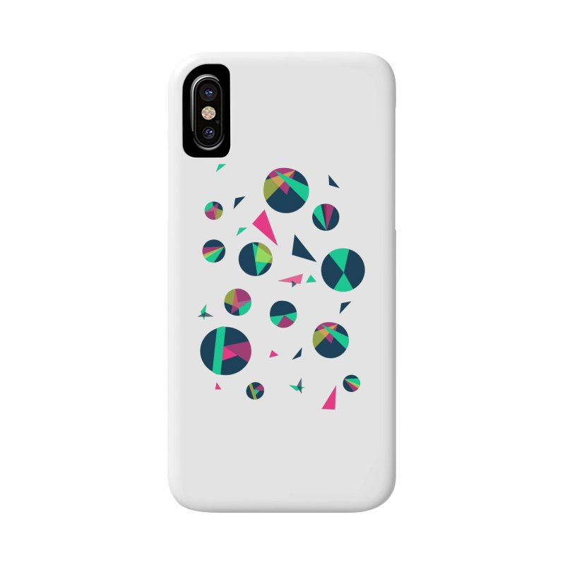 Circle Me Accessories Phone Case by JMK's Artist Shop