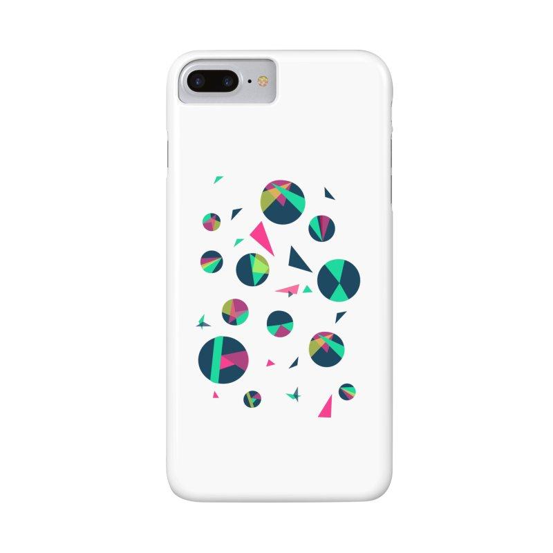 Circle Me Accessories Phone Case by JMK's Artist Shop