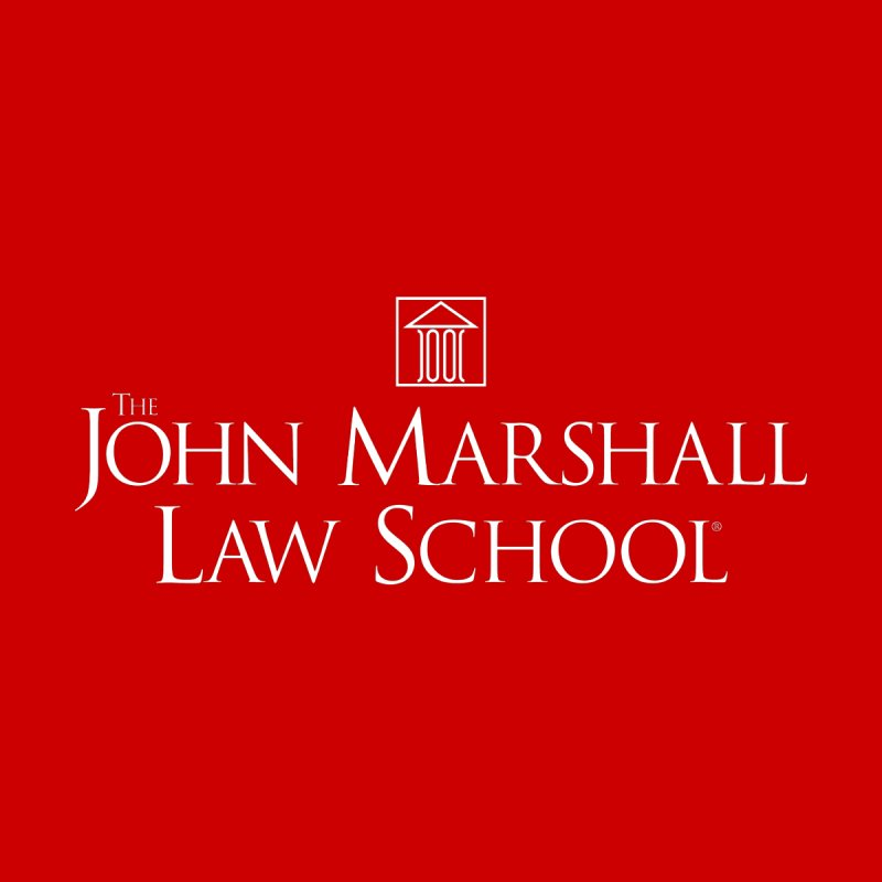 JMLS Logo Men's Zip-Up Hoody by John Marshall Law School