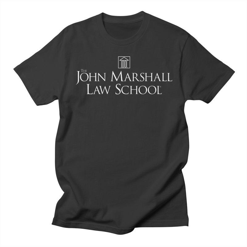 JMLS Logo Men's Regular T-Shirt by John Marshall Law School