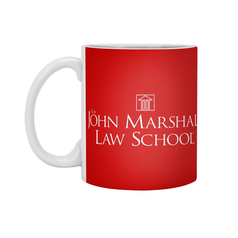 JMLS Logo Accessories Standard Mug by John Marshall Law School