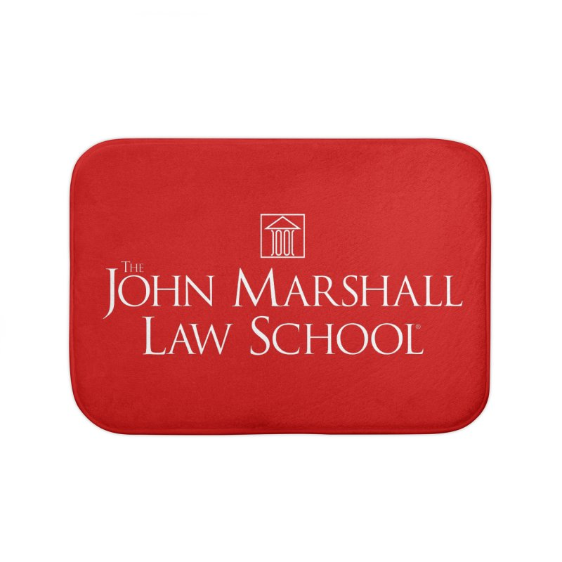 JMLS Logo Home Bath Mat by John Marshall Law School
