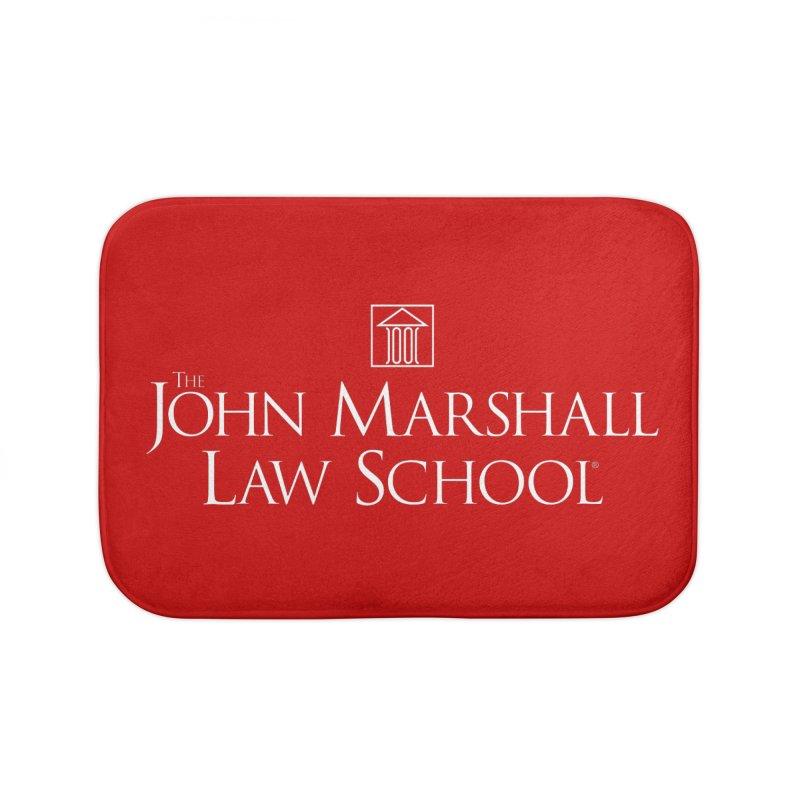 JMLS Logo Home Bath Mat by John Marshall Law School